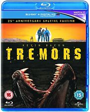 BLU-RAY   TREMORS    BRAND NEW SEALED UK STOCK
