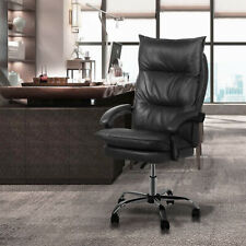 Computer Office Desk Chair Soft Sense High Back Leather Chairs Pink Black Wine
