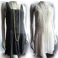 1920s Flapper Charleston Gatsby Dress SEVERE SECONDS UK 6 8 10 12 14 16 €49,99