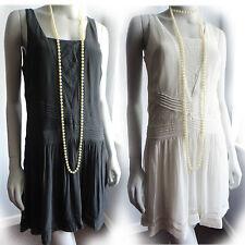 1920s Flapper Charleston Gatsby Dress SEVERE SECONDS UK 8 10 12 14 €49,99