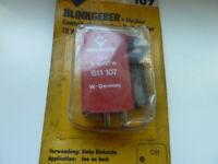 Blinkgeber für Mercedes W123 / W126 u.a. SWF 611107 OVP