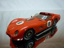WESTERN MODELS METAL KIT (built) 1962 FERRARI 330 TRI/LM SPIDER - 1:43 - NICE