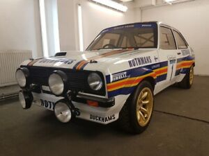 FORD ESCORT MK 2 GROUP 4 NEW ROLLING BODY SHELL