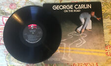 GEORGE CARLIN-On The Road LP 1977