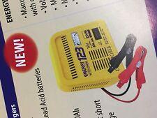 GYS Energía 123 Manual Cargador De La Batería 12V
