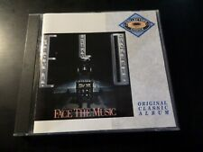 CD ALBUM - ELECTRIC LIGHT ORCHESTRA - FACE THE MUSIC