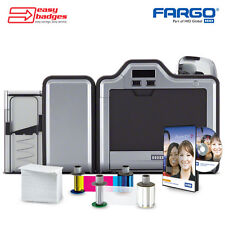 Fargo HDP5600 Complete Dual Sided ID Card System