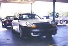 Colgan Front End Mask Bra 2pc. Fits Porsche Boxster 1997-2002 W/Lic.Plate