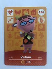 Velma Amiibo Card