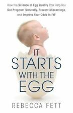 It Starts with the Egg: How the Science of Egg Quality Can Help You Get Pregnant
