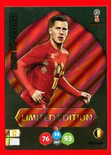 WC RUSSIA 2018 -Panini Adrenalyn- Card Limited Edition - HAZARD - BELGIUM