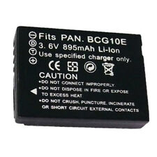 High Quality Replacement Battery for PANASONIC DMW-BCG10 DMW-BCG10E DMW-BCG10PP