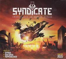 Syndicate 2015 - Ambassadors In Harder Styles 3CD:DYPRAX,SUB SONIK,PAPPENHEIMER
