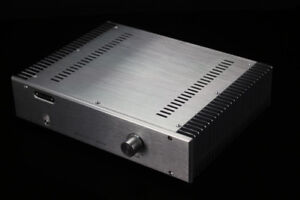 Finished Hifi Stereo Power amplifier base on Accuphase XE350 AMP  80W+80W  L6-35