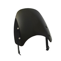 Motorcycle dark smoke Windscreen Windshield Ducati Scrambler 400 800 2015-2020
