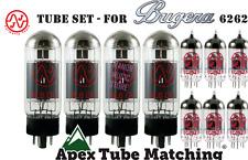 Tube Set - for Bugera 6262 JJ Tesla valve vacuum tubes