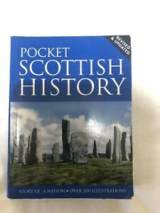 Pocket Book of Scottish History - Story of a Nation historic scotland facts pict