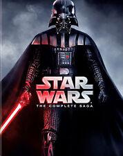 Star Wars The Complete Saga 1-6 DVD Set NEW