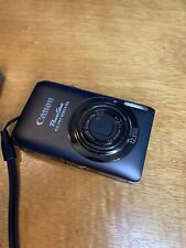 Canon PowerShot ELPH 100 HS 12.1MP Digital Camera w/Charger