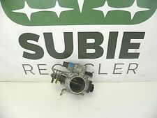 2003-06 SUBARU BAJA LEGACY THROTTLE BODY N/A OEM P/N 16114AB17A