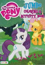 Brand New My Little Pony Jumbo Coloring & Activity Fast Shipping Book Color