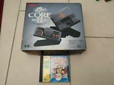 CONSOLE  CORE GRAFX 2 COREGRAFX 2  MOD RGB BOX NEC  PC ENGINE CD JAP JAPAN game