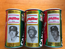 Canada Dry Phillies Fever 1976 Cans 3-Bundle