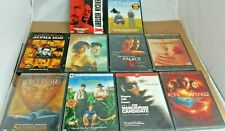 Lot of 10 Dvd Movies- Get Low, American History X, Alpha Dog, Etc