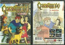 DVD - QUASIMODO, LE BOSSU DE NOTRE DAME ( DESSIN ANIME - NEUF EMBALLE )
