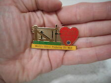 Lions Club The Heart of Oildom - Oil City, PA 1982 Pin