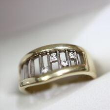 Außergewöhnlicher Brilliantring 585 Gold = 4,5 g