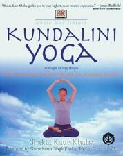Whole Way Library: Kundalini Yoga : Unlock Your Creative Potential Through Life