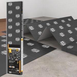 10qm Profi Trittschalldämmung für Klick-Vinyl - Secura LVT Smart Easy N - 1,0mm