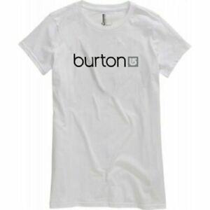 burton tshirt - her logo womens