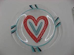 "KOSTA BODA 7"" Lovely side plate NIB"