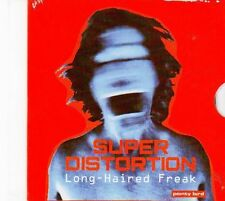 (DZ108) Super Distortion, Long-Haired Freak - 2013 DJ CD