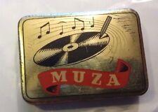 Gramophone needles MUZA scatolina per puntine da grammofono (POLAND) (2)   11/16