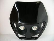 New Universal Headlight Enduro Motorcycle Ktm Drz Dr Crf Xr Wrf Yzf Exc Kdx Dtr