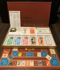 Poleconomy The Game Of Canada Bilingual Board Game *Missing French Instructions*