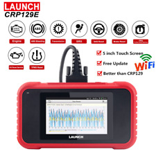 LAUNCH X431 CRP129E OBD2 Scanner ABS SRS Code Reader TPMS EPB Diagnostic Tool