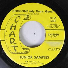 Country 45 Junior Samples - Doggone (My Dog'S Gone) / Uncommonly Well On Chart