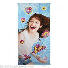 SOY LUNA Toalla 70cm x 140cm 100% algodón // Towel
