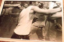 "Janine Gordon Photograph Mosh Pit 24""x36"" Human Bomb Whitney Biennial Museum"