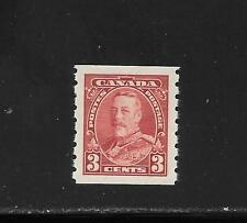 CANADA KING GEORGE V PICTORIAL 3 CENTS COIL STAMP  ##  230   BIG SALE