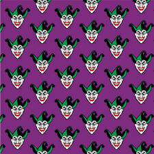 Batman Joker Symbol Premium Roll Gift Wrap Wrapping Paper