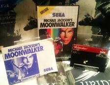 Michael JACKSON'S MOONWALKER | SEGA Master Sistema