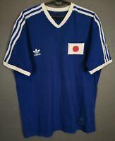 MEN'S ADIDAS JAPAN NATIONAL WORLD CUP 2006 FOOTBALL SOCCER SHIRT JERSEY SIZE L