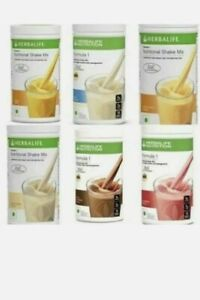 HERBALIFE🌿 Formula 1 Shake Different Flavours with Free Delivery