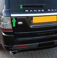 3pc Java Black+Chrome 2012 rear tailgate upgrade conversion kit RangeRover Sport