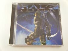 Halo Legends Original Soundtrack CD 2010 Sumthing Microsoft CD-ROM